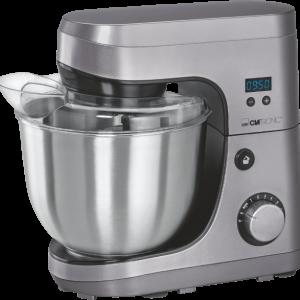 CLATRONIC-KM-3610-Küchenmaschine-Titan-600-Watt
